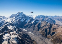 The Helicopter Line Mount Cook - Scenic Flight