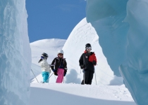 Ski The Tasman Mount Cook