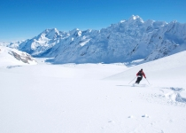 Ski The Tasman Exhilarating experience