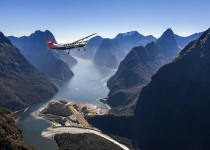 Milford Sound Scenic Flights (Fly)