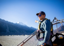 Guided Boat Tour Mount Cook
